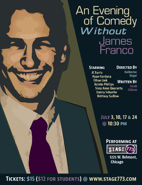 An Evening of Comedy Without James Franco